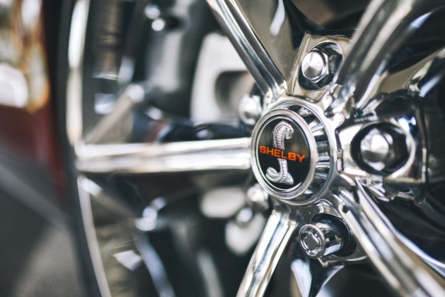 Požičovňa Mustang Cabrio Bratislava Mustang Cabrio V6 Shelby