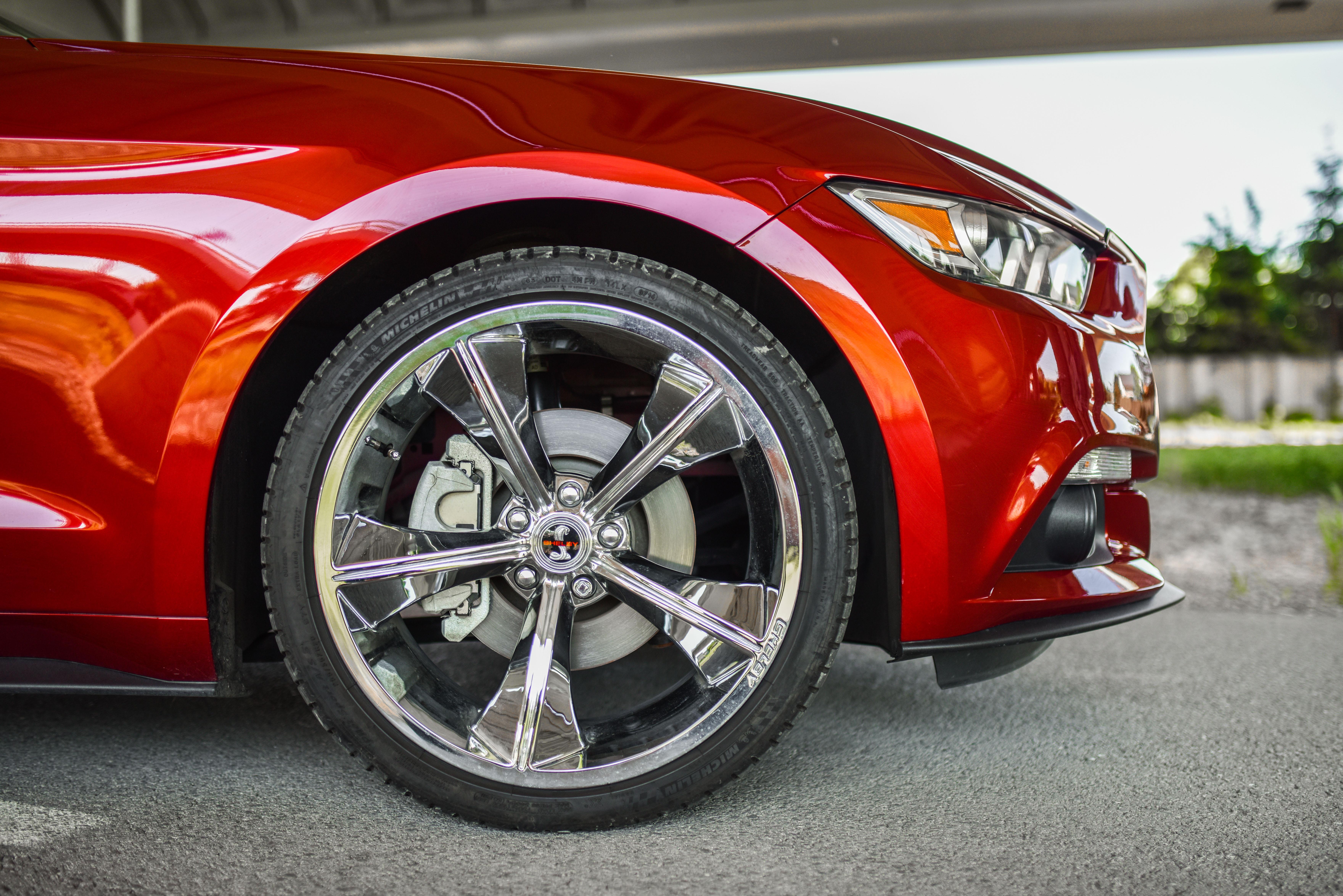 Požičovňa Mustang Cabrio už od 79€