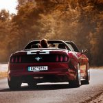 Pozicovna Mustang Cabrio