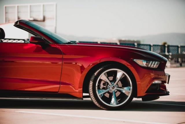 Prenájom Mustang Cabrio Bratislava Mustang Cabrio V6 Shelby