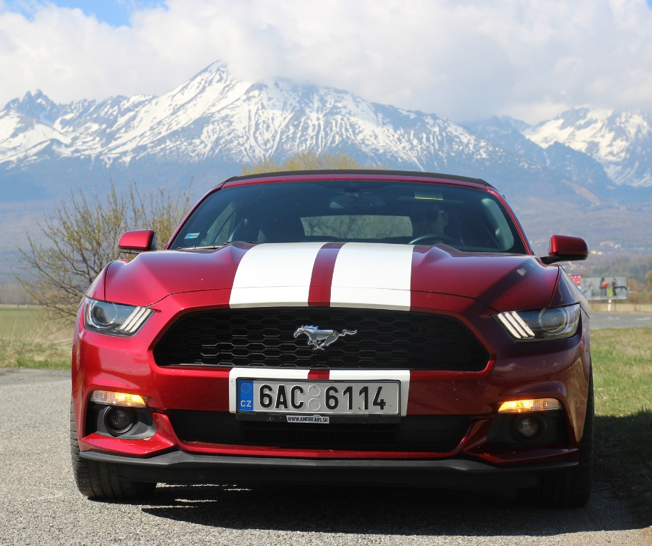 AmeriCars Mustang Rental