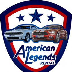 American Legends – Požičovňa 🇺🇸 už od 79Eur