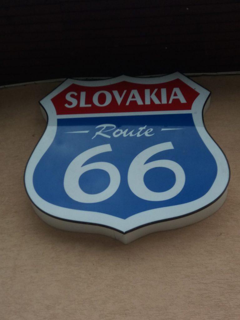 Mustang Rental Bratislava Route 66