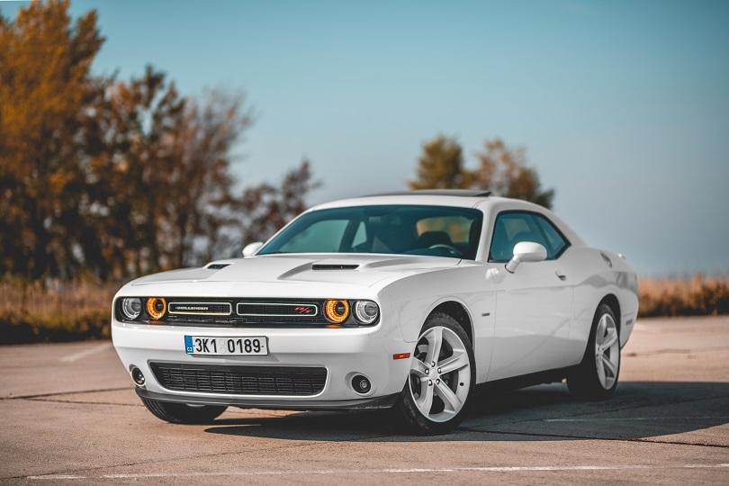 Pozicovna Dodge Challenger