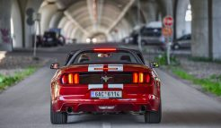 Mustang Cabrio Prenájom