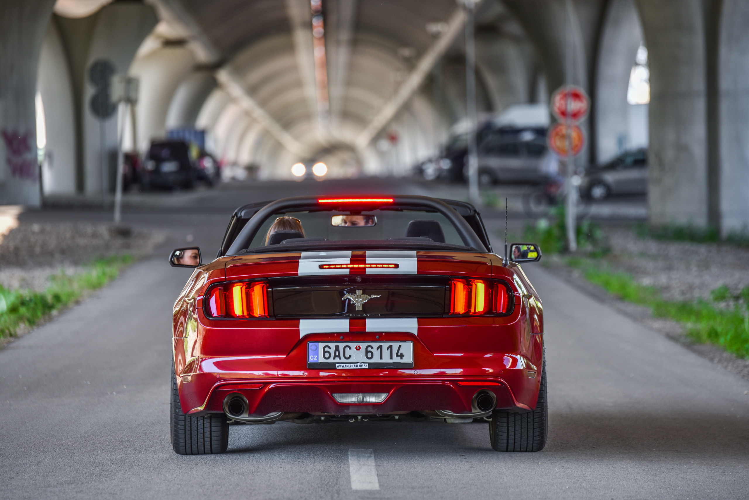 Mustang Cabrio Shelby AmericanLegends.sk