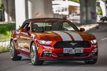 AmericanLegends.sk Mustang Cabrio Shelby Design