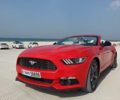Mustang Cabrio AmericanLegends.sk