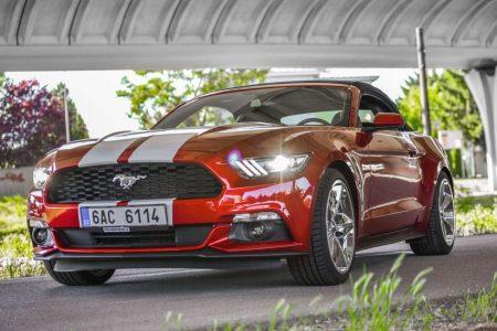 AmericanLegends.sk Mustang Cabrio Shelby AmericanLegends.sk