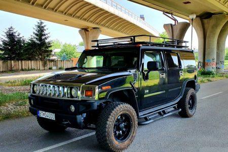 Hummer H2 AmericanLegends.sk