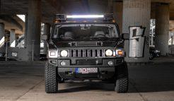 Požičaj Hummer Monster Truck Bratislava